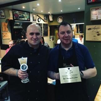 Max Gennaro Award